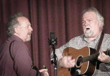 Dale and Richard sing